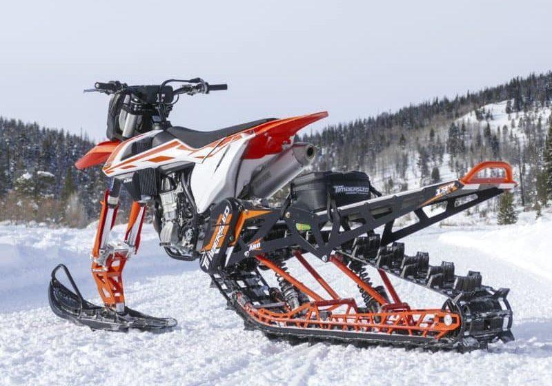 Whistler Snow Moto Tours