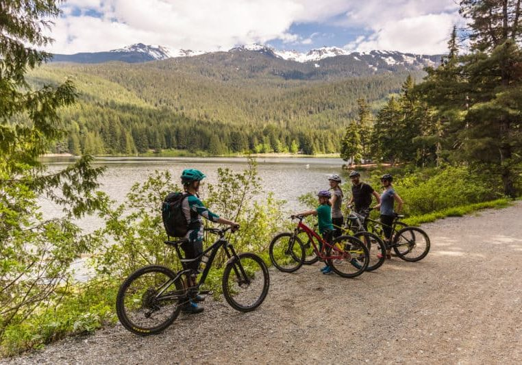 Whistler Valley Trail Biking